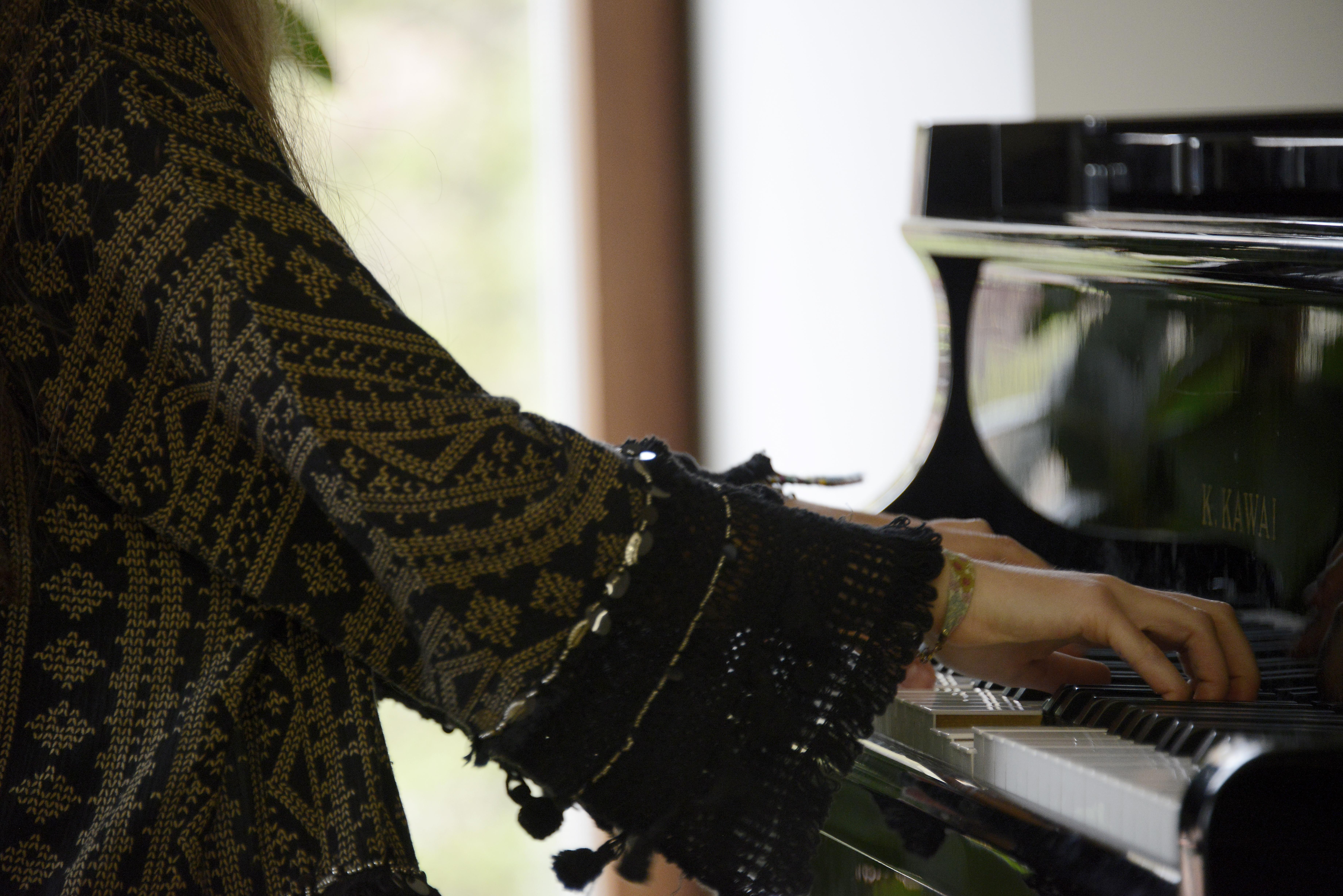 Talentos al Piano